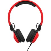 Cyborg® F.R.E.Q™. M Mobile Stereo Headset For iPhone/iPad, Red