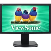 Viewsonic® 20 Ergonomic LED Backlit LCD Monitor