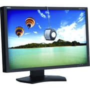 NEC® Display 24.1 LED LCD Color Critical Wide Gamut Desktop Monitor With SpectraViewII
