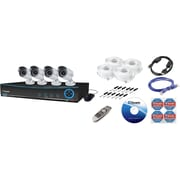 Swann™ DVR4-4200 4 Channel 960H Digital Video Recorder & 4 x PRO-642 Cameras