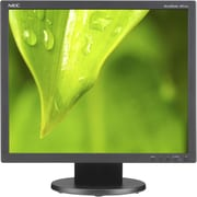 NEC® Display 19 Value LCD LED Backlit Desktop Monitor With IPS Panel, Black