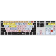 KB Covers Pro Tools Keyboard Cover With Number Pad For Apple Ultra Thin Keyboard, Clear