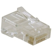 Tripp Lite Cat5e RJ45 Male Plug For Stranded Conductor Cable