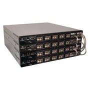 Qlogic® SANbox SB5802V Managed Dual Power Supply Fiber Channel Stackable Switch, 8-Port