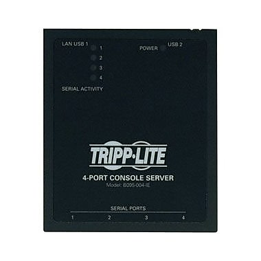 Tripp Lite Managed Fast Ethernet Switch, 4-Port