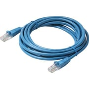 STEREN® 25' Cat6 RJ45/RJ45 High Speed Network Cable, Blue