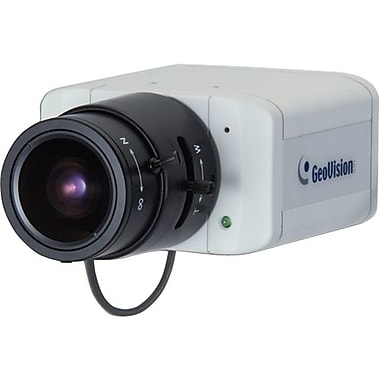 GeoVision GV-BX5300 5MP H.264 WDR Pro Box IP Camera With Day/Night