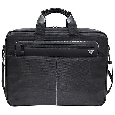 V7® Cityline Toploader Laptop Case For 16.1