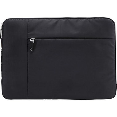 Case Logic® Laptop Sleeve For 15.6in. Notebook/iPad/Tablet, Black
