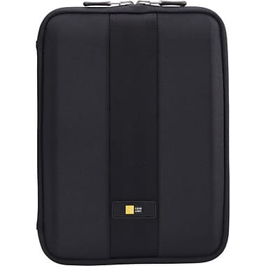 Case Logic QTS-209BLACK EVA Foam Case for 8.9in. Apple iPad Air, Black