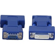 Avocent® DVI-I Female to HD-15 Male VGA Video Adapter