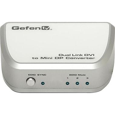 Gefen® Dual Link DVI to Mini DP Signal Converter