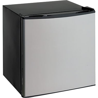 Avanti® VFR14PS-IS 1.4 cu. ft. Dual Function Refrigerator/Freezer, Black/Platinum