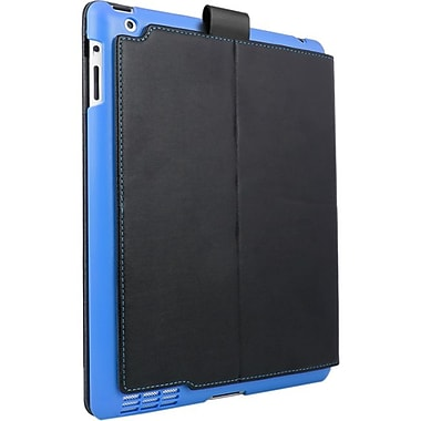 Zagg® ifrogz Summit Carrying Case For Apple iPad 3/4, Blue/Black