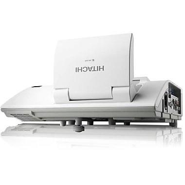 Hitachi CP-AW252WN 2500 Lumen Ultimate Short Throw LCD Projector, WXGA