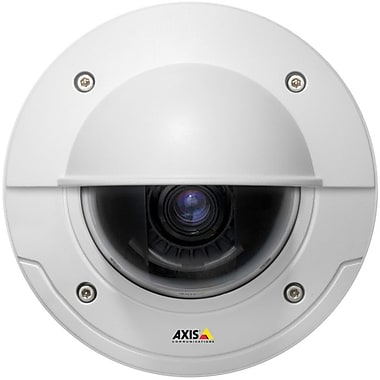 Axis® P3364-LVE 6mm 1 MP Outdoor Vandal Fixed Dome Network Camera With IR Illumination