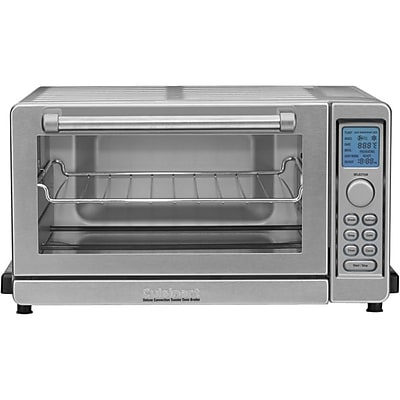 Cuisinart Deluxe Convection Toaster Oven Broiler, Brushed Stainless Steel IM1RC3734
