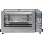 Cuisinart® Deluxe Convection Toaster Oven Broiler, Brushed Stainless Steel