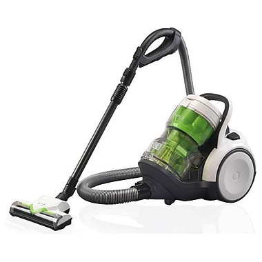 Panasonic® MC-CL933 Bagless JetForce Canister Vacuum Cleaner With Cycnolic & Compression Technology