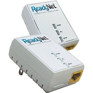 ReadyNet™ EN200K 200 Mbps PLC HomePlug Nano Kit
