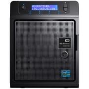 WD® Sentinel DS6100 Ultra-Compact 8TB USB 2.0/USB 3.0 NAS Server (Black)