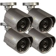 Q-See™ QM7008B Outdoor Bullet Surveillance Camera With Day/Night