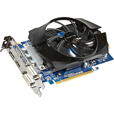 GIGABYTE™ Ultra Durable 2 AMD Radeon R7 260x 2GB GDDR5 Plug-in 6500 MHz Graphic Card