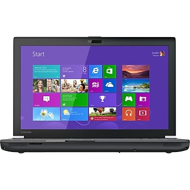 Toshiba Tecra W50-A1500 - 15.6in. - Core i7 4800MQ - Windows 7 Pro - 16 GB RAM - 500 GB HDD