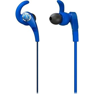 Audio-Technica® CKX7 SonicFuel In Ear Headphones For Full Audio, Blue
