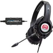 GamesterGear Cruiser P3210 Rumble Effect Gaming Headset For PS3/PS4, Black