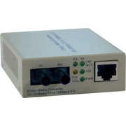 Tripp Lite 10/100BaseT to 100BaseFX-ST Fiber Optic Media Converter