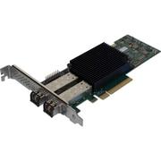 ATTO™ CTFC-162E-000 2-Port 16Gb/s Fibre Channel PCIe 3.0 Host Bus Adapter