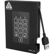 Apricorn Aegis Fortress 1.5TB USB 3.0-Portable External Hard Drive
