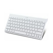 Genius LuxePad 9000 Ultra-Thin Bluetooth Keyboard For iPad, White