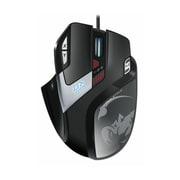 Genius DeathTaker MMO/RTS 9-Button Professional Gaming Mouse