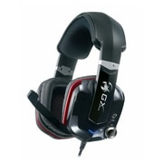 Genius Cavimanus Virtual 7.1 Channel Gaming Headset, Black