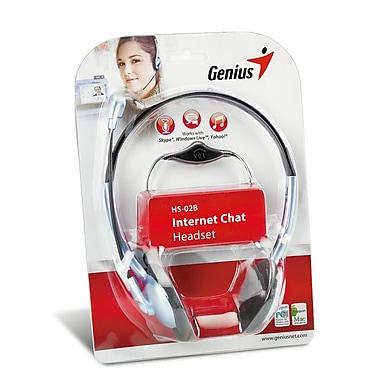 Genius - Casque d'écoute à serre-tête classique HS-02B