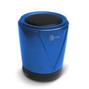 AT&T Hot Joe Portable Bluetooth Speaker, Blue