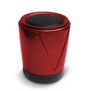 AT&T Hot Joe Portable Bluetooth Speaker, Red