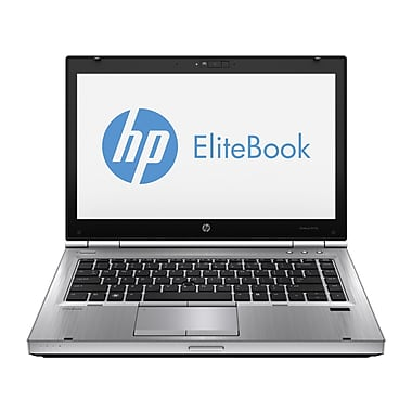 HP EliteBook 8470p 14in. Business Laptops Platinum