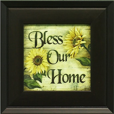 Bless Our Home, Framed, 6