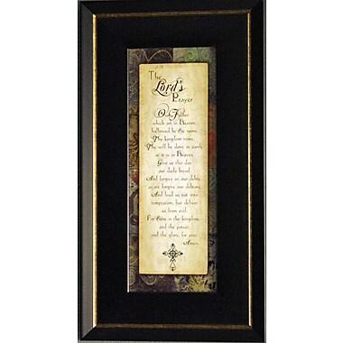 Lord's Prayer, Framed, 4
