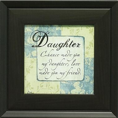 Daughter, Framed, 6