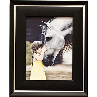 The Kiss, Framed, 6