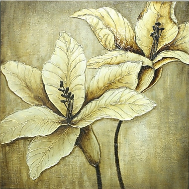 Bronze Elegance, Oil Canvas, 40