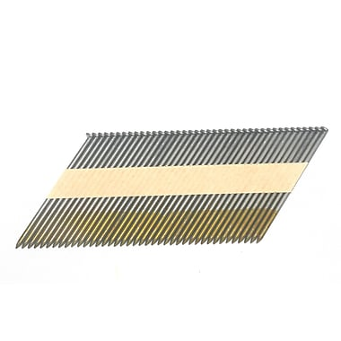 Crisp-Air Strip Nails, Smooth Brite, .120 Gauge, 2,500/Pack