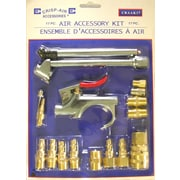 Crisp-Air 17 Pcs Air Tool Kit