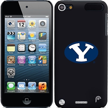 Coveroo Brigham Young University Y Thinshield Case For iPod Touch 5G, Black