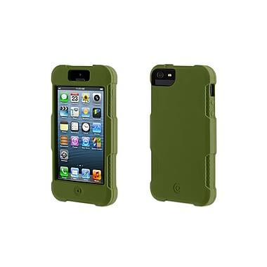 Griffin Protector Case For iPod  Touch 5G, Olive