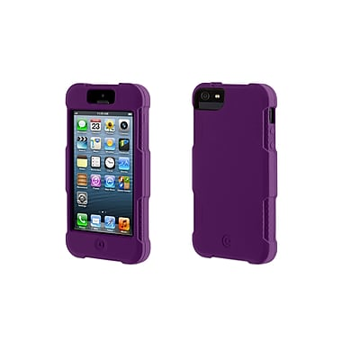 Griffin Protector Case For iPod  Touch 5G, Purple